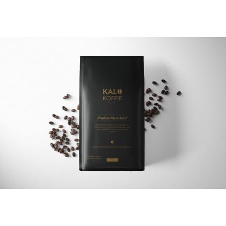 Gemalen Koffie Arabica Black Label