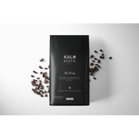 Gemalen koffie Rio Strong (inhoud 1 kg)
